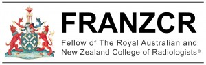 RANZCR Fellow logo